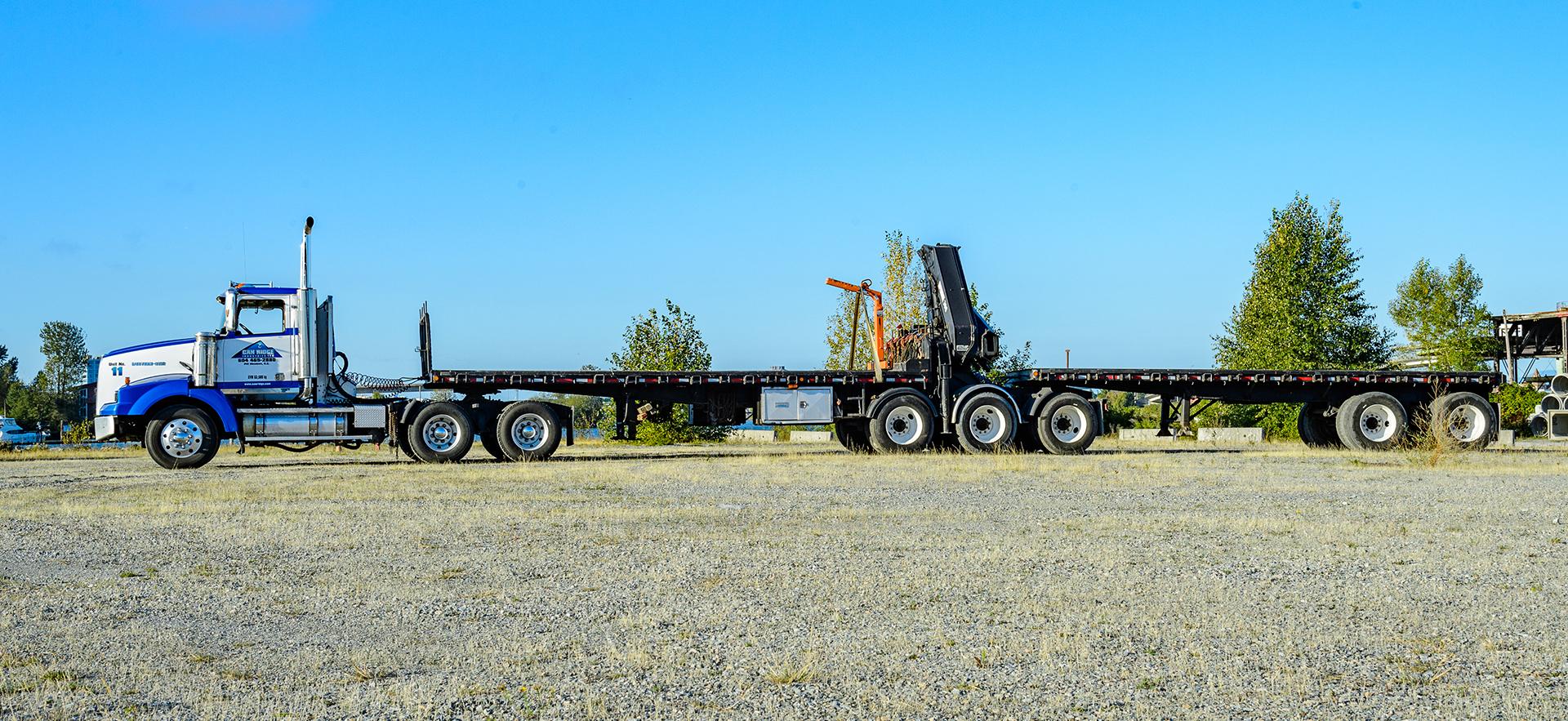 Concrete Retaining Walls, Blocks & Barriers | Train & Transportation Company | Can Ridge Industries Ltd.