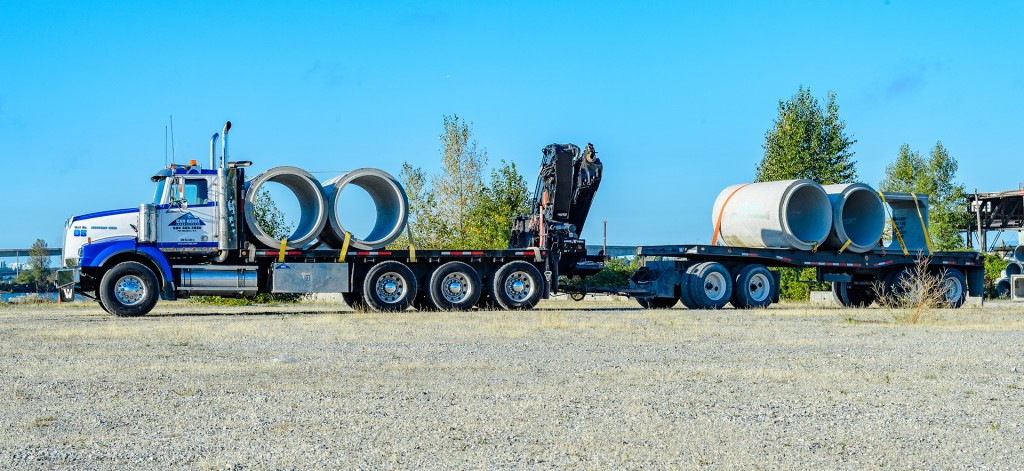 What is equipment staging?