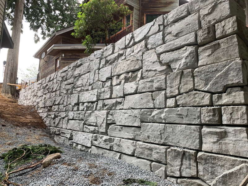 Hydrostatic Pressure:  What is it and Why is it Important for Retaining Walls?