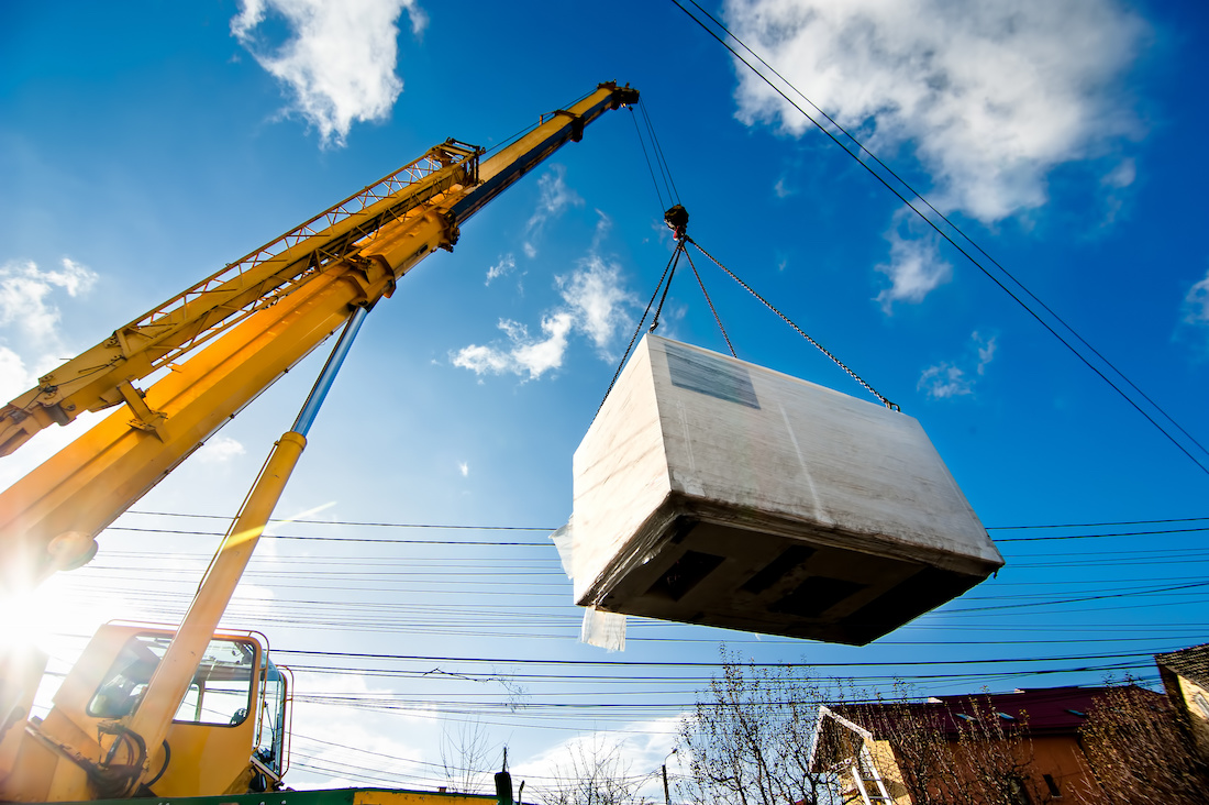 Crating Services For Shipping Needs British Columbia | Can Ridge Industries Ltd.
