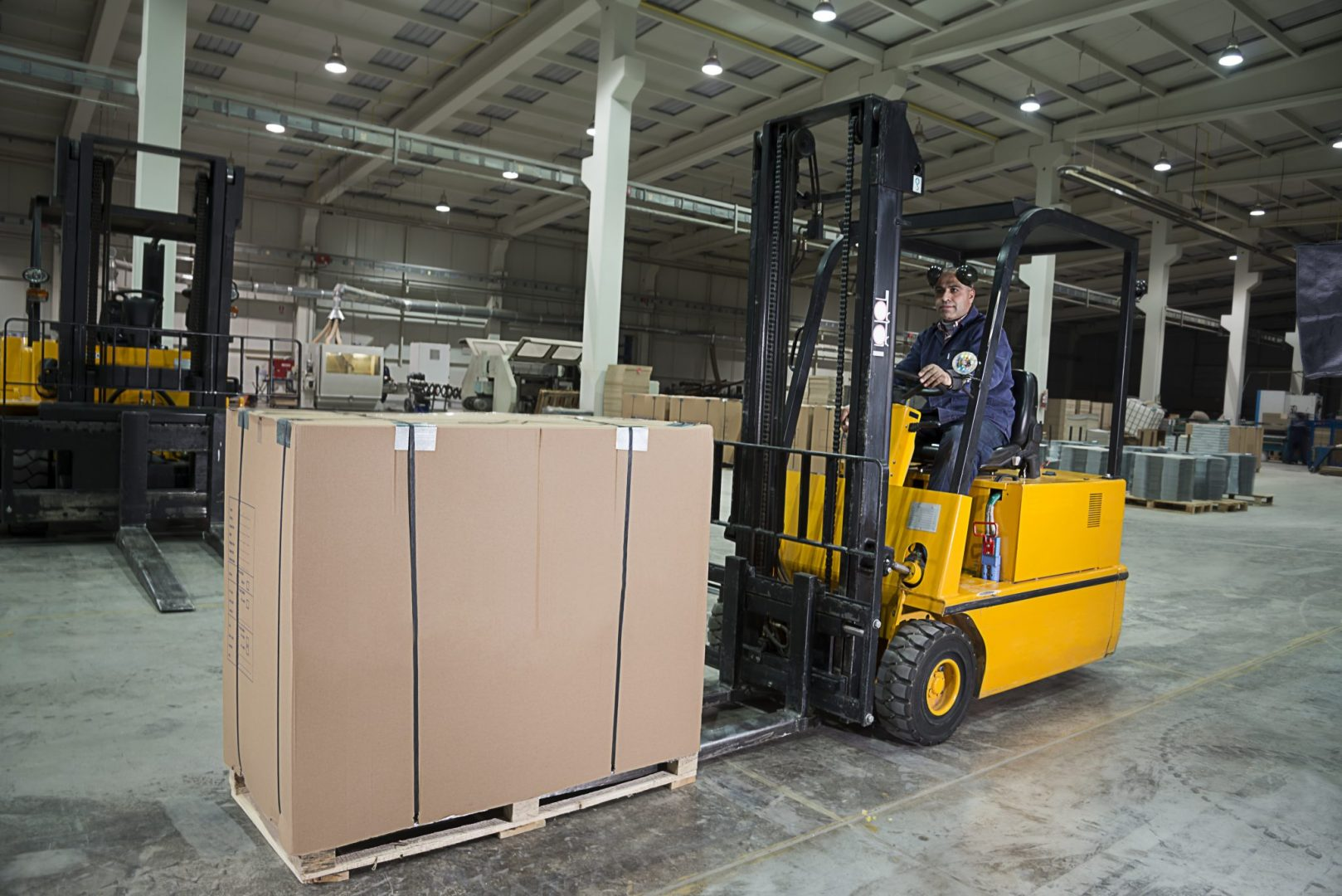 Logistical Planning and Custom Moving of Machinery