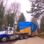 Cross-Border Modular Home Logistics by the Can Ridge Team