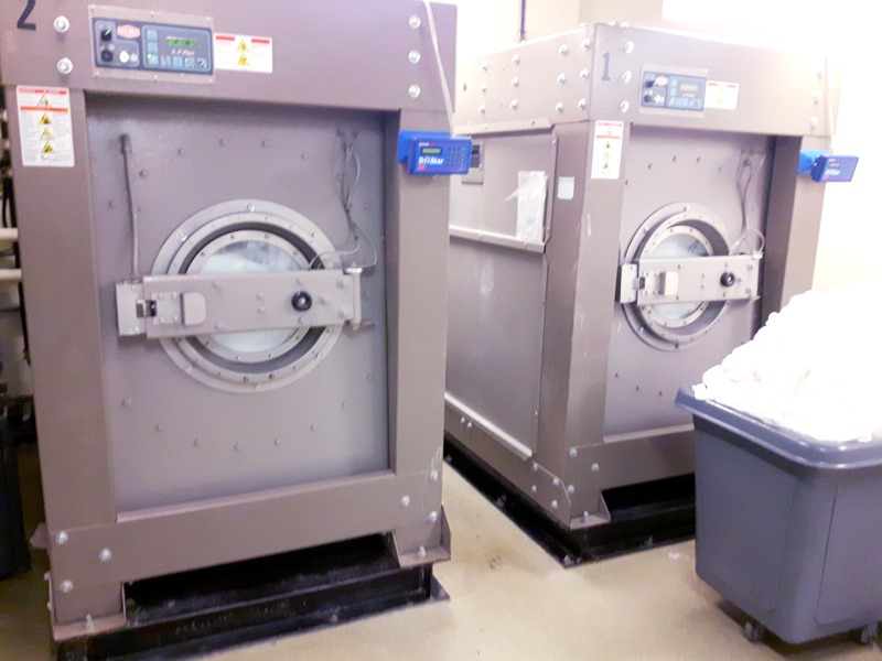 Commercial Washers Moved by Can Ridge Industrial Movers