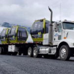 Sea To Sky Gondola Transport & Storage
