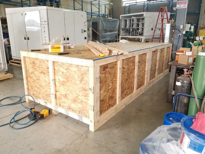 Can Ridge Industrial Crating