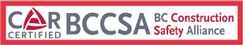 BCCSA Certification logo