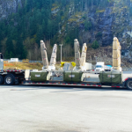 Delivery of Oversized Hybrid Switchgear to Kitimat, BC