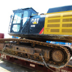 Shipping an Excavator from Canada Overseas